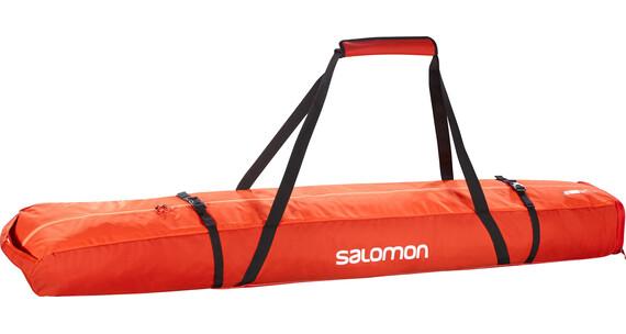 Salomon Extend 2P 175+20 Skibag Vivid Orange/Lava Orange